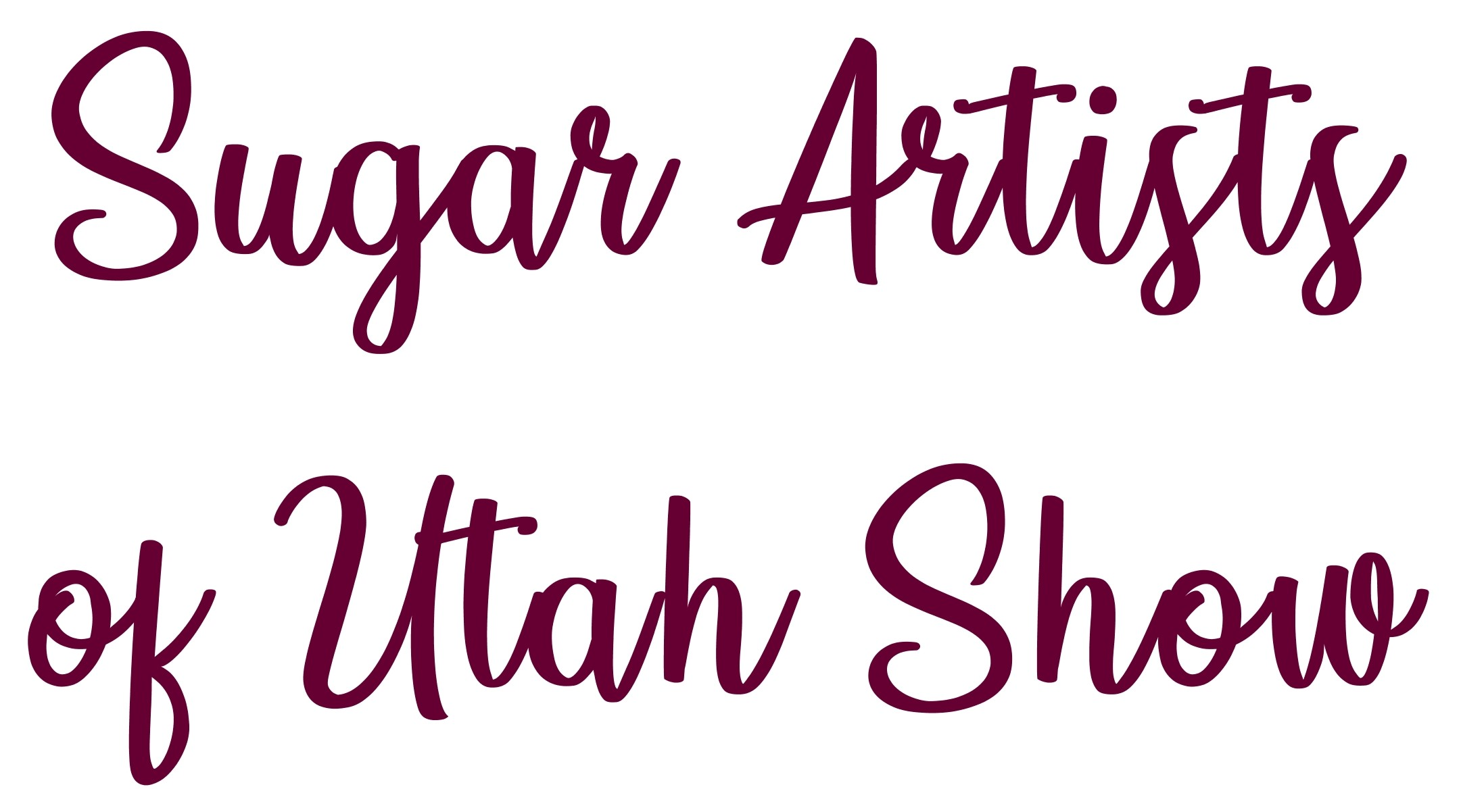 Sugar Artists of Utah